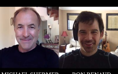 Uncompromised Talk with Michael Shermer and Ron Renaud