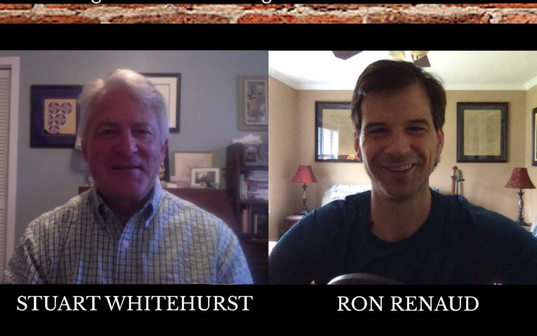 Uncompromised Talk with Stuart Whitehurst