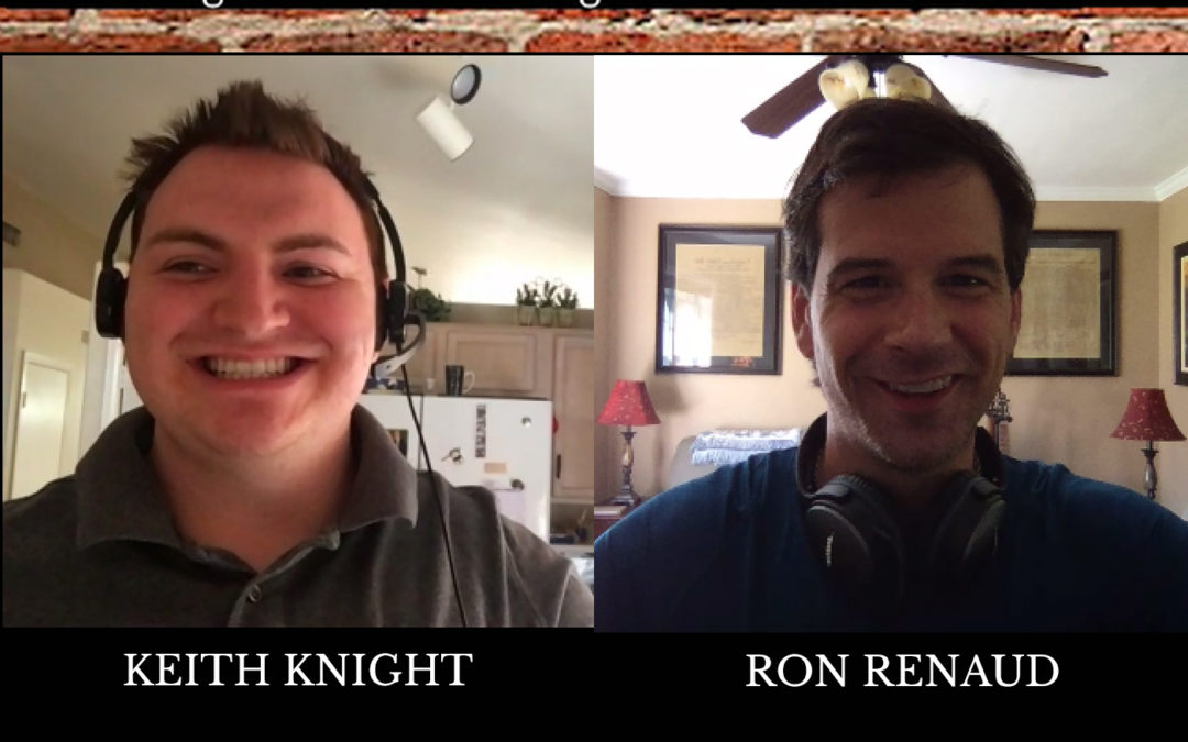 Uncompromised Talk with Keith Knight and Ron Renaud