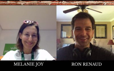 Uncompromised Talk with Melanie Joy and Ron Renaud