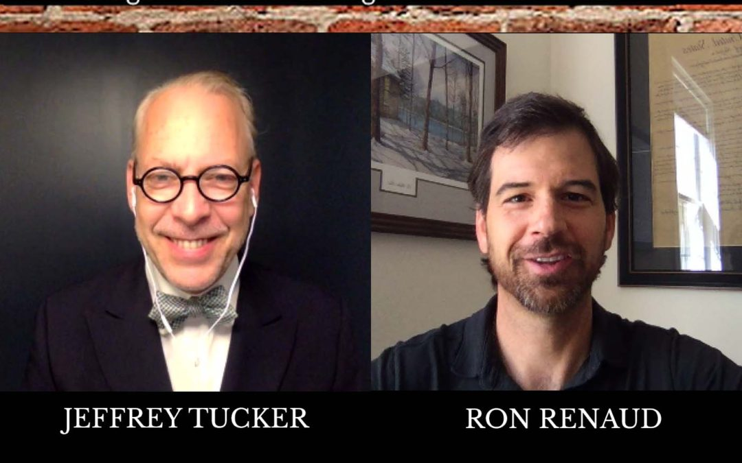 Uncompromised Talk with Jeffrey Tucker and Ron Renaud – Take 2