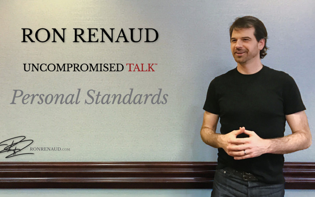 Personal Standards