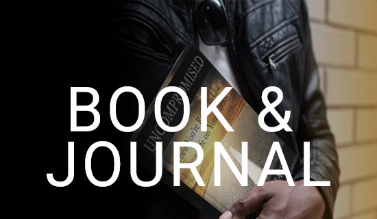 Uncompromised Book and Journal