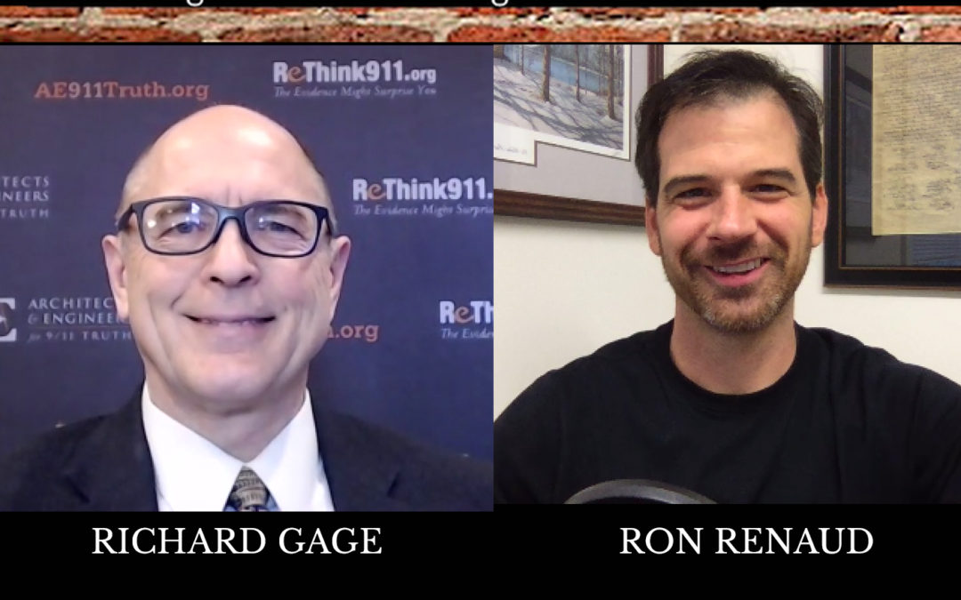 Uncompromised Talk w/ Richard Gage debunking Popular Mechanics' 9/11 Myths