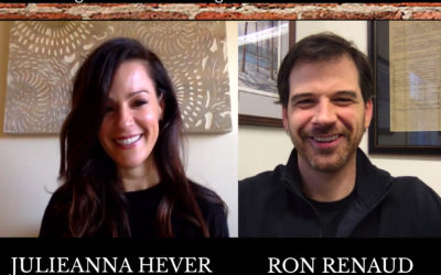 Uncompromised Talk with Julieanna Hever and Ron Renaud