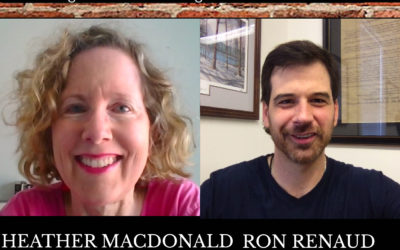Uncompromised Talk with Heather MacDonald and Ron Renaud